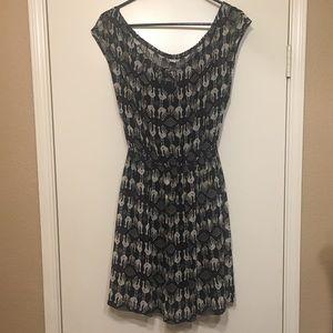 Quicksilver dress